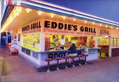 Eddie's Grill - since 1950, in Geneva-On-The-Lake, Ohio