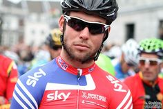 """Last year's world champ, Mark Cavendish said prior to the race he had """"zero-chance"""" of winning on this course"""