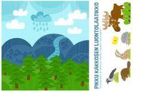 Pikku Kakkosen tulostettavia askartelupapereita   Pikku Kakkonen   Lapset   yle.fi Free Prints, Fictional Characters, Art, Art Background, Kunst, Performing Arts, Fantasy Characters, Art Education Resources, Artworks