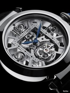 The World's Most Expensive Watches: Baume & Mercier – William Baume Flying Tourbillion – $75,000