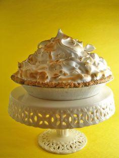 Lemon merigue Pie. My absolute favorite thing ever.