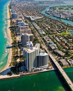 ONE Bal Harbour Miami ( Miami, Florida ) ONE Bal Harbour is on the northern edge of Miami Beach. #Jetsetter