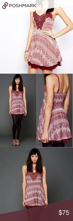 Free People Dress New with Tag! Dresses Mini