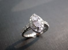 Image result for marquise ring settings