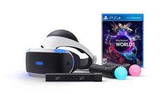 Playstation 4 VR Bundle $579.99!