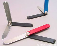 Hidden Knives, Lame Damas, Buck Knives, Edc Tools, Tactical Knives, Knives And Swords, Folding Knives, Knifes, Blade