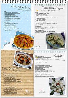 Sosis Asam pedas, tahu kukus sayuran, tumis bakso ikan, klepon - New Ideas Indonesian Food, Diet Menu, Diet Recipes, Catering, Meal Prep, Food And Drink, Keto, Meals, Teepees