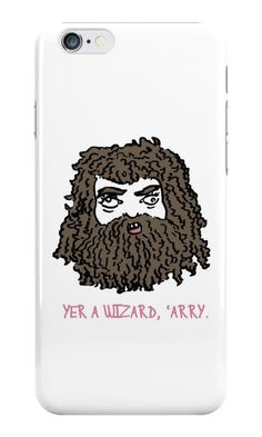 Hagrid Phone Case ($15-$30)   Harry Potter Fans Will Freak Over These Phone Cases   POPSUGAR Tech