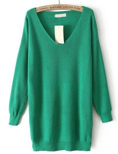 same as apricot and black sweater but in green!