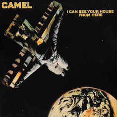 Camel - I Can See Your House From Here (Vinyl, LP, Album) at Discogs