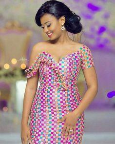 Very dreamy colour African beauty African Wedding Dress, African Fashion Ankara, Latest African Fashion Dresses, African Inspired Fashion, African Dresses For Women, African Print Dresses, African Print Fashion, Africa Fashion, African Attire