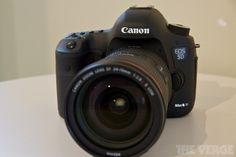 Canon's EOS 5D Mark III - I want one!
