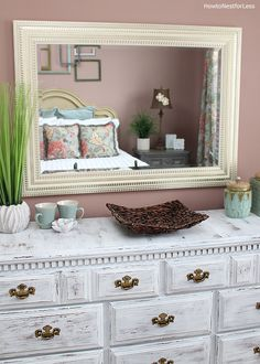 Guest Bedroom Makeover Part 2 by Ace Blogger @nestforless