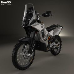 Buy KTM 690 Enduro Rally Kit 2016 by on The model was created on real base. It's created accurately, in real units of measurement, qualitatively and maxim. Moto Enduro, Ktm 690 Enduro, Scrambler Motorcycle, Motorcycle Garage, Ktm 950, Bobber, Classic Harley Davidson, Harley Davidson Fatboy, Harley Davidson Street Glide