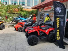 Can Am Atv, Outdoor Power Equipment, Monster Trucks, Vehicles, Car, Garden Tools, Vehicle, Tools