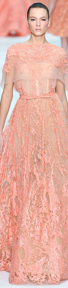 Elie Saab / Spring 2012 - Couture Collection jαɢlαdy
