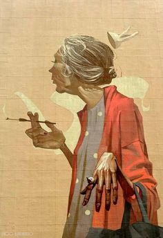 Thinking about aging - sainer urban art lisbon 3 Art Sketches, Art Drawings, Amazing Street Art, Street Art Graffiti, Mural Art, Character Drawing, Figurative Art, Anatomy Art, Oeuvre D'art