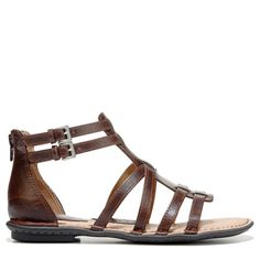 B.O.C. Women's Eliana Gladiator Sandals (Brown) - 11.0 M