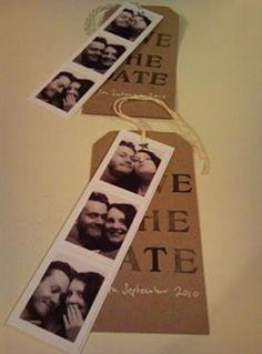 Photobooth tags