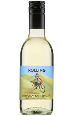Cumulus Rolling Sauvignon Blanc Semillon 2018 Central Ranges 187ml - 24 Bottles Cumulus, Tropical Fruits, Sauvignon Blanc, Ranges, Bottles, Rolls, White Wines, Alcohol, Food