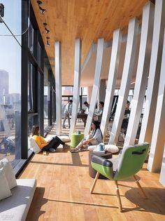 Hagy Belzberg Designs Dynamic Mexico City Office Building for Grupo Anima