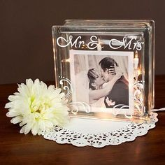 Create this project with Americana® Gloss Enamels™ — Show off a photo of the newlyweds in this elegant photo frame made with Americana® Gloss Enamels.