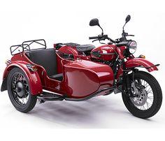 Ural Motorcycles Europe   Red October   Ural special model Red October