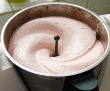 Rezept superleckeres Softeis - mit Eiweiß statt Sahne von Kochfee Dithmarschen - Rezept der Kategorie Desserts