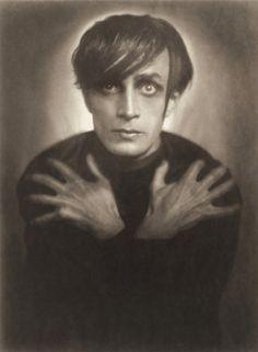 Still of Conrad Veidt in O Gabinete do Dr. Caligari (1920)