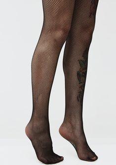 "40 Denier 3D-White Ribbon Imitation Fashionable Patterned Tights Adrian /""LENA/"""