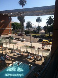 Shore hotel. Santa Monica, ca
