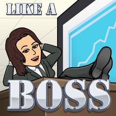 Like a boss download bitmoji