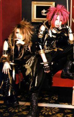Iori & Jun. Phantasmagoria