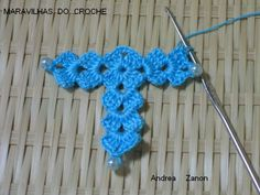 Crochet Bookmark Pattern, Crochet Beanie Pattern, Crochet Bookmarks, Crochet Cross, Crochet Baby Booties, Crochet Home, Crochet Gifts, Filet Crochet, Crochet Patterns