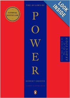 The 48 Laws of Power: Robert Greene: 9780140280197: Amazon.com: Books