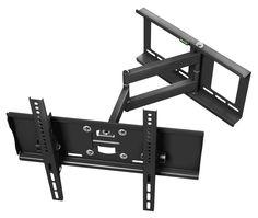 Ricoo TV Wandhalterung R23 Schwenkbar Neigbar, Frontplattendrehbar, Plasma  LCD LED Wandhalter Für Fernseher Mit
