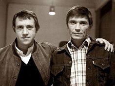 Владимир Высоцкий и Иван Бортник