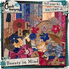 Beauty in Mind Digital Scrapbooking, Sisters, Mindfulness, Faith, Beauty, Design, Cosmetology, Design Comics, Big Sisters