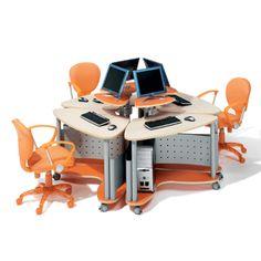 Tenemos un amplio abanico en diseños de mesas para teleoperadoras. ¡Visita nuestro catálogo!