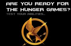 The Hunger Games I'm ready