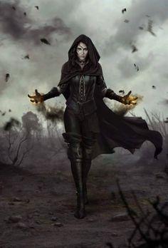 Yennefer of Vengerberg character art from The Witcher Wild Hunt 3d Fantasy, Fantasy Artwork, Dark Fantasy, Fantasy Witch, Fantasy Battle, Medieval Fantasy, Witcher 3 Wild Hunt, The Witcher 3, Witcher 3 Yennefer