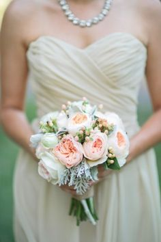 Peony and Dalia Bouquet | photography by http://troygrover.com/