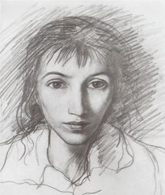 Self-portrait - Zinaida Serebriakova