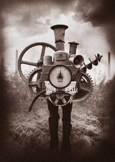 Machine - Limited Edition. Print 1 of 5, Tommy Ingberg