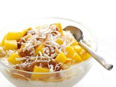 Mango Rice Pudding