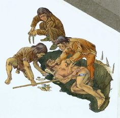 Neanderthals Cultures - World History For Kids - By KidsPast.com