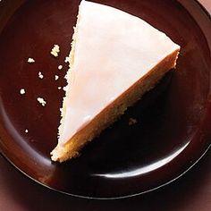 spiced lemon cake Fall Dessert Recipes, Fall Desserts, Cupcake Recipes, Just Desserts, Cupcake Cakes, Lemon Desserts, Lemon Recipes, Dessert Ideas, Lemon Cakes