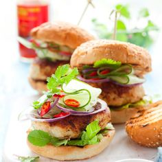 Backyard cookouts happen every week during summer—which means you'll have your fair share of beef burgers with lettuce, tomato, and ketchup by Labor Day. And while you can never argue with the classic