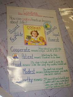 Cookies: Bite size life lessons | character education | cjken42 | Flickr