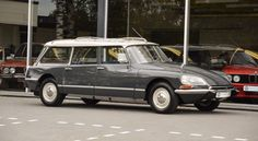 1969 Citroen DS 20 Wagon